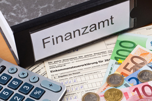 Finanzamt in Kiel