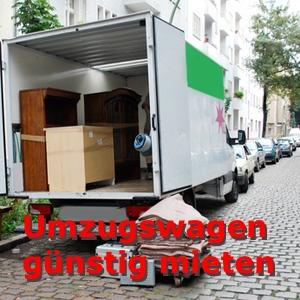 Umzugswagen mieten © flashpics – fotolia.com